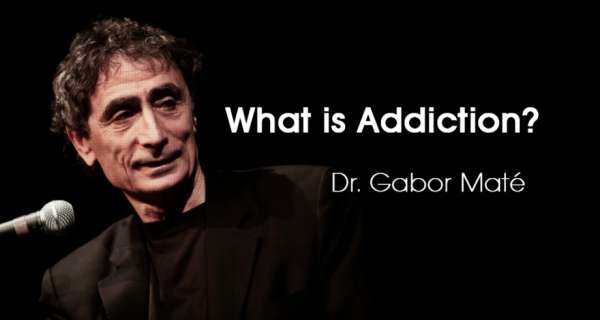 Gabor Maté Talks About The Root Causes Of Addiction