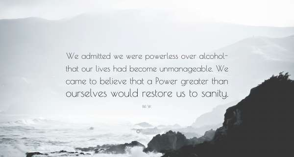 "Are You Really ""Powerless Over Alcohol""?"